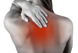 боли в грудном отделе